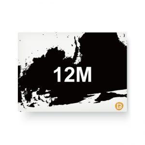 12M油畫框