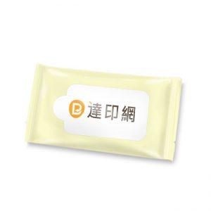 10抽公版濕紙巾