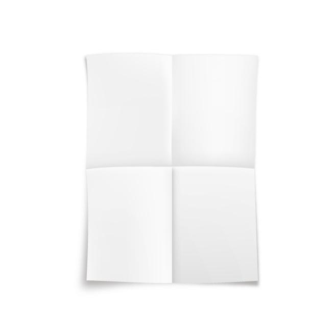 摺紙廣告DM